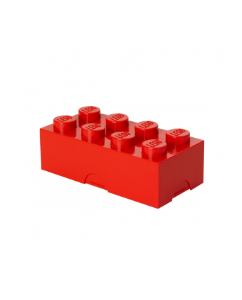 LEGO Pojemnik na lunch 8 czerwony
