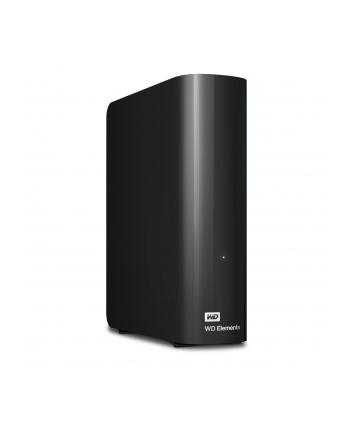 Western Digital Dysk zewnętrzny WD Elements Desktop, 3.5'', 4TB, USB 3.0, czarny