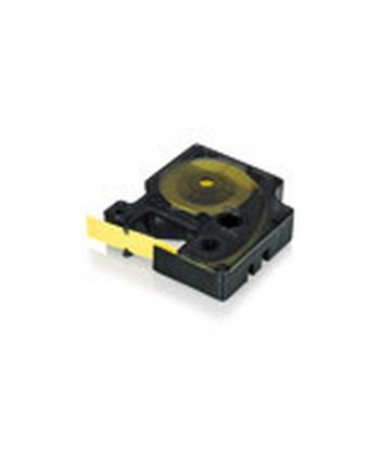 RHINO taśma/rurka termokurczliwa żółta 24mm