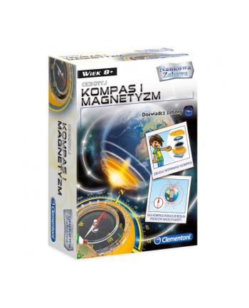 CLEMENTONI Kompas i magnetyzm
