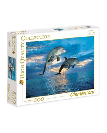 CLEMENTONI 500 EL. Delfiny