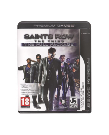 Gra PC NPG Saints Row The Third The Full Package