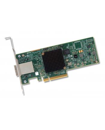 KONTROLER HBA SAS/SATA LSI 9300-8e 12Gb/s 8P Z SGL