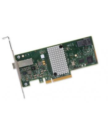 KONTROLER HBA SAS/SATA LSI 9300-4i4e 12Gb/s 4W4Z SG