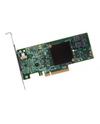 KONTROLER RAID SAS/SATA LSI 9341-8i 12Gb/s 8P W SGL