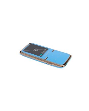 ODTWARZACZ MP4 INTENSO 8GB VIDEO SCOOTER LCD 1.8'' NIEBIESKI