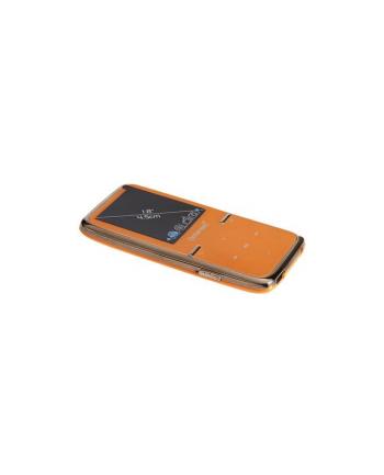 ODTWARZACZ MP4 INTENSO 8GB VIDEO SCOOTER LCD 1.8'' POMARAŃCZOWY