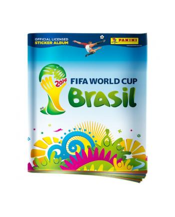 PANINI 2014 WC Brasil Album na naklejki