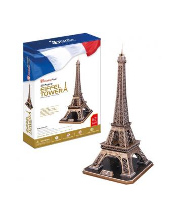 PUZZLE 3D Wieża Eiffel Duży Zestaw