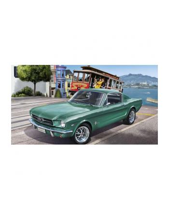 REVELL Ford Mustang 1965 22 Fastback