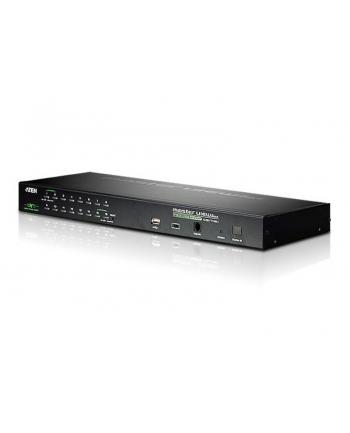 16 PORT PS/2-USB KVMP SWITCH ON THE NET