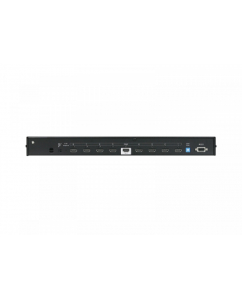 8 PORT HDMI SPLITTER W/EU ADP (2K x 4K)