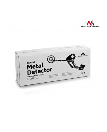 Maclean Wykrywacz metali MCE965 z dyskryminacja