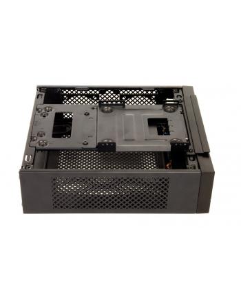 IX-03B-90W mini ITX Aluminium panel
