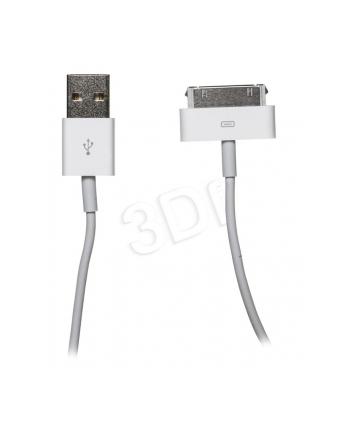 Apple Przewód z wtyczką 30-stykową i złączem USB MA591G/C