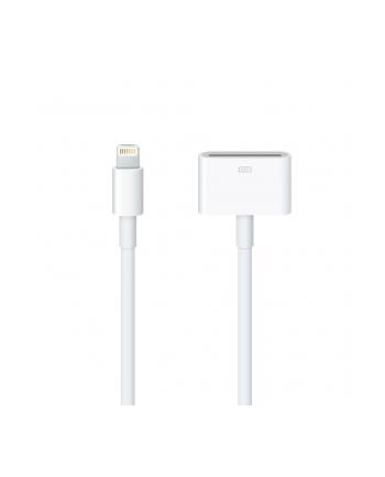 Apple Przejściówka ze złącza Lightning na złącze 30-stykowe ( 0.2m ) MD824ZM/