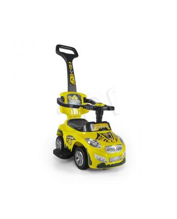 MILLY MALLY Pojazdy Happy Żółty