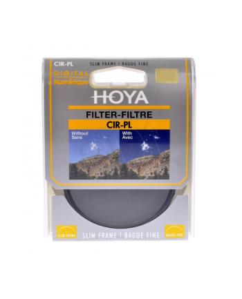 Hoya FILTR POLARYZACYJNY  PL-CIR 58 MM SLIM
