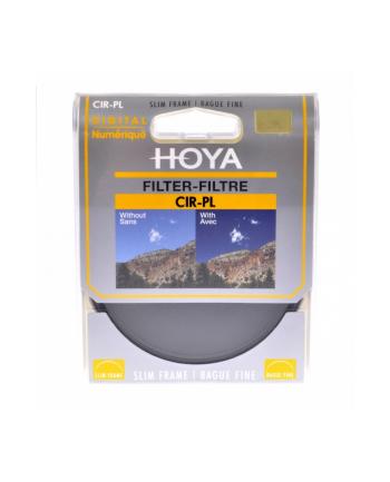 Hoya FILTR POLARYZACYJNY  PL-CIR 72 MM SLIM