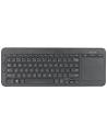 Microsoft All-in-One Media Keyboard USB Port Eng Intl Euro Hdwr - nr 25