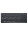 Microsoft All-in-One Media Keyboard USB Port Eng Intl Euro Hdwr - nr 27