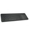 Microsoft All-in-One Media Keyboard USB Port Eng Intl Euro Hdwr - nr 5