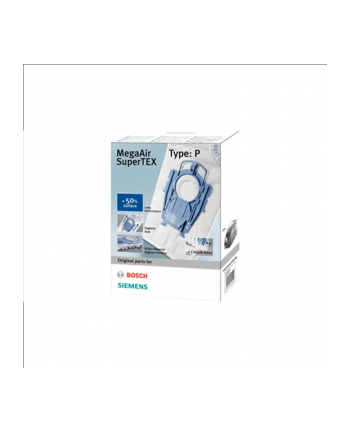 Siemens VZ41AFP Dust bags for vacuum cleaner, megaAir SuperTEX qty 4 pcs. +1  micro filter