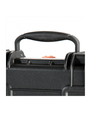 Vanguard SUPREME 27D/ Waterproof (up to a depth of 16.5 feet/5 meters)/ Airtight (-40°F/-40°C to 203°F/95°C)/ up to 265 lbs/120 kg/ Two storage levels / Steel-reinforced lock holders, Max loading weight 15 kg, Divider Bag inside