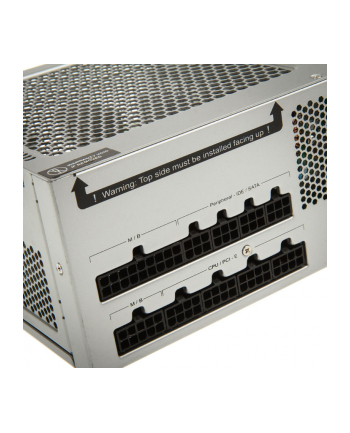Silverstone Nightjar Series 520W  (80PLUS Platinum)/ Fanless, Zero Noise: 0dB/ Active PFC/