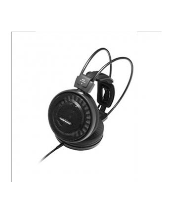 Audio Technika ATH-AD500X Open backed Hi-Fi headphones  / drivers 53 mm/ 100 dB/ 48 ohms/ 5 - 25,000 Hz/ 3m - Black