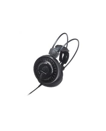 Audio Technika ATH-AD700X Open backed Hi-Fi headphones  / drivers 53 mm/ 100 dB/ 48 ohms/ 5 - 30,000 Hz/ 3m - Black