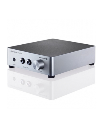 Beyerdynamic A 20 Premium Headphone Amplifier/ Two Headphone Outputs 6.35 mm/ High-Gain RCA input/ Suitable with up to 600Ohms Headphones