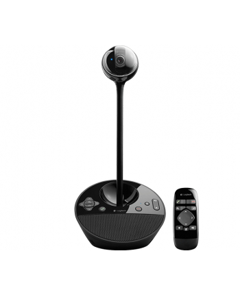 Logitech BCC950 Conference Cam, USB, black