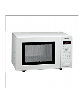 Siemens HF15M241 Microwave Oven/800W/Electronic Control/Capacity 17L/7 Programs/1 Memory Seting/White