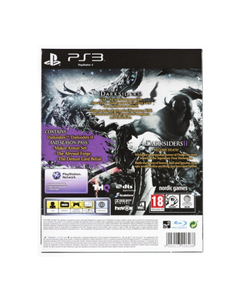 Gra PS3 Darksiders Complete Collection
