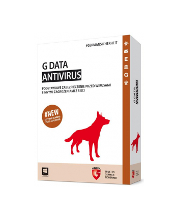 AntiVirus 2015 1PC 2 Lata Box