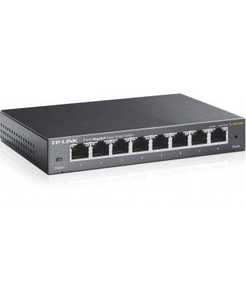 TP-Link TL-SG108 8-Port Gigabit Easy Smart Switch Desktop