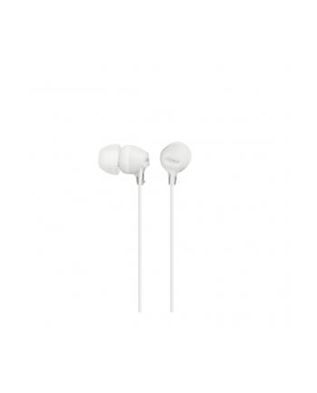 Słuchawki Sony MDR-EX15LPW (białe)