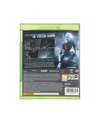 Cenega Publishing Gra Xbox One Murdered: Soul Suspect