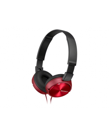 Słuchawki Sony MDR-ZX310APR (czerwone)