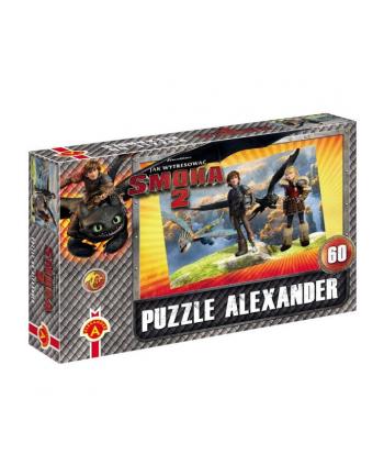 ALEXANDER Puzzle 60 SMoki 2 Na szczycie