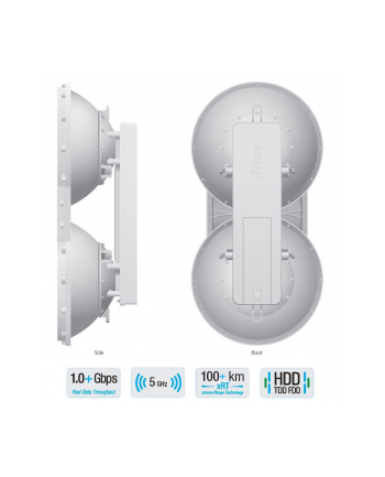 Ubiquiti Networks Ubiquiti airFiber 5 5GHz Point-to-Point 1+Gbps Radio
