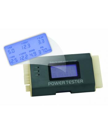 Tester zasilaczy komputerowych (LCD)