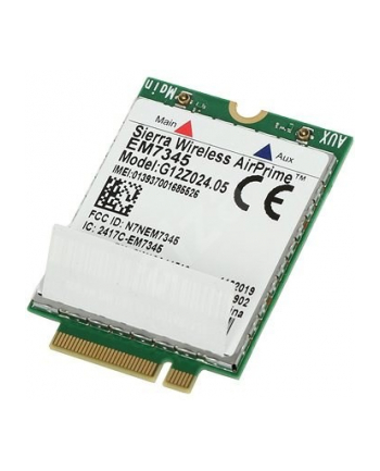 Lenovo ThinkPad EM7345 4G LTE WWAN card
