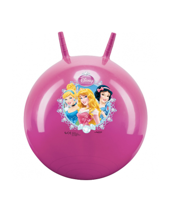 JOHN Piłka do skakania Disney Princess