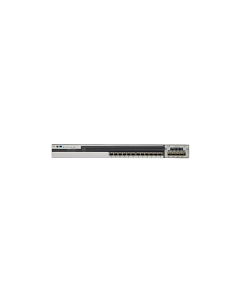 Cisco Catalyst 3850 12 Port GE SFP, 350W AC PS, IP Base