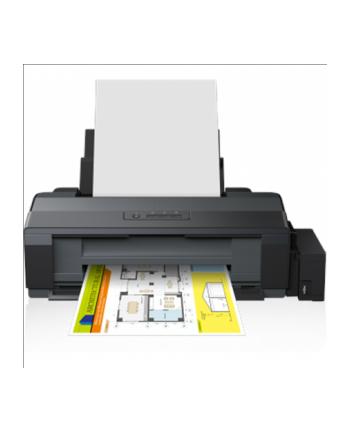 Drukarka atramentowa EPSON A3+ L1300 /4-ink KOLOR/3pl/do30ppm (systemem stałego zasilania w atrament - ITS)