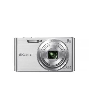 Aparat Sony DSC-W830S silver