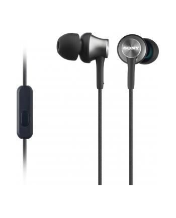 Słuchawki Sony MDR-EX450APH (aluminium z mikrofonem)