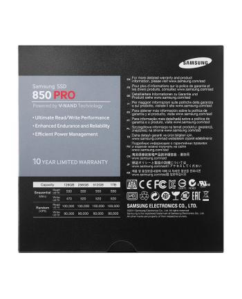 SSD SAMSUNG 1024GB 2 5  MZ-7KE1T0BW 850 PRO ASAP